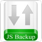 JSバックアップ