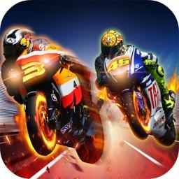 3D Motor Chaos - Moto Racing