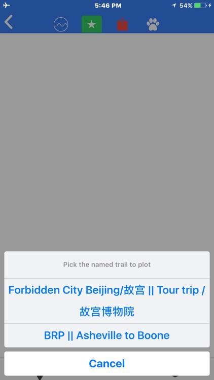 Zion National Park Tour Maps screenshot-6