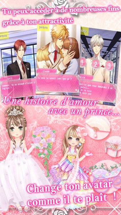 Promesse de mariage interdite avec un prince screenshot-3