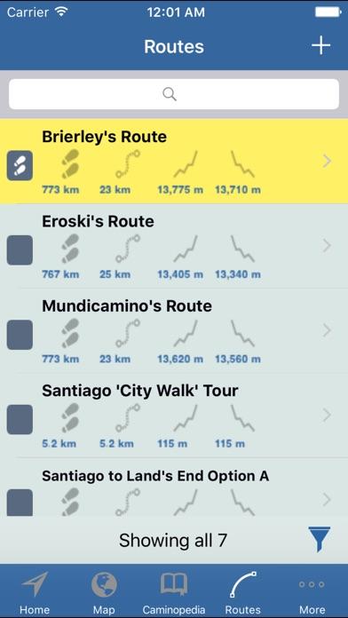 TrekRight: Camino Fra... screenshot1