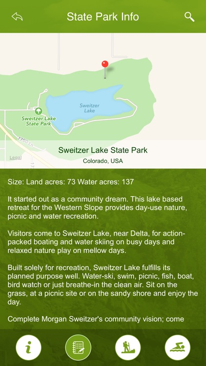 Colorado State Parks Guide screenshot-3
