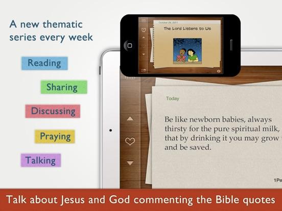 Children's Bible Daily Prayers for Family & Schoolのおすすめ画像2
