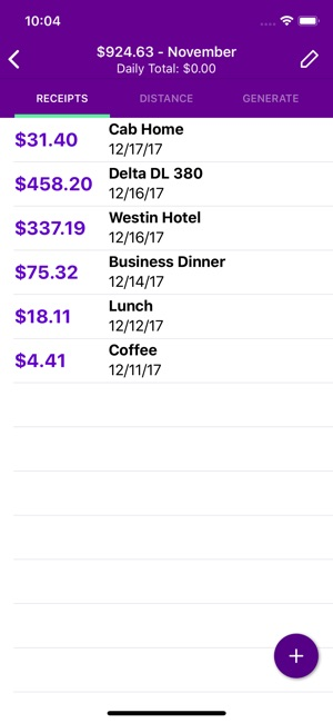 Smart Receipts on the App Store on