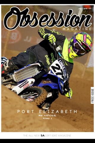Obsession Magazine - náhled