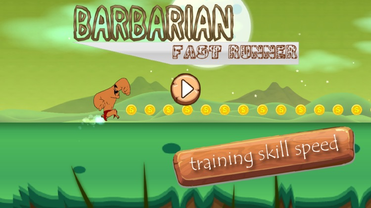 Barbarian Fast Runner