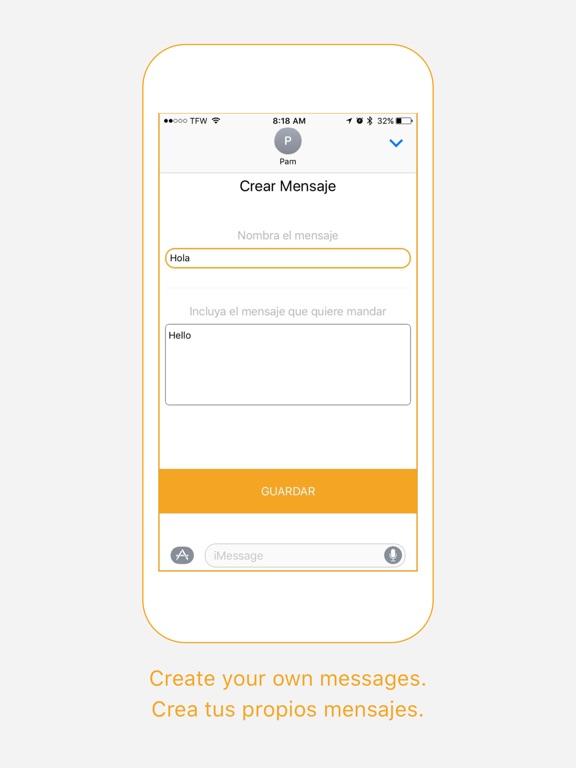 María App - Empieza la conversación-ipad-1