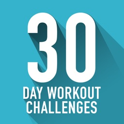 30 Day Workout Challenges - Get started with your workout