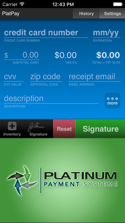 Platinum Payment Systems