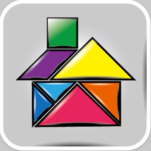 Play Tangram: To Form Squares