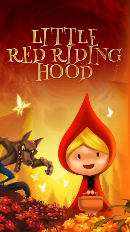 Little Red Riding Hood by Fusee screenshot-0