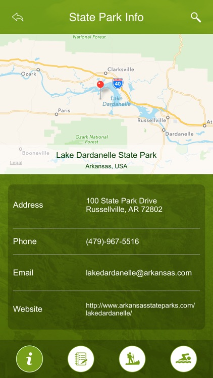 Arkansas State Parks Guide screenshot-3