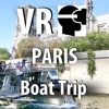 VR Paris Boat Trip - Virtual Reality 360 France - iPhoneアプリ