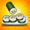 一起做日本寿司美食