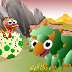 QCat - Puzzle & Trivia of Dino World For Toddlers and Kids (free)