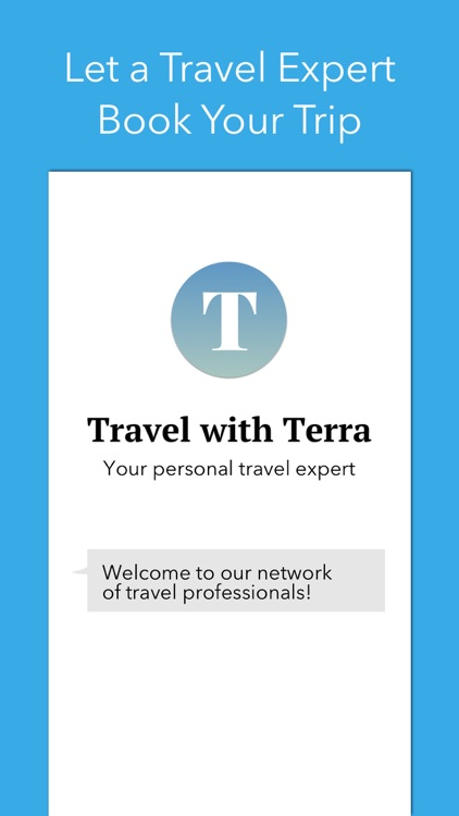Terra - Your Personal Travel Expert