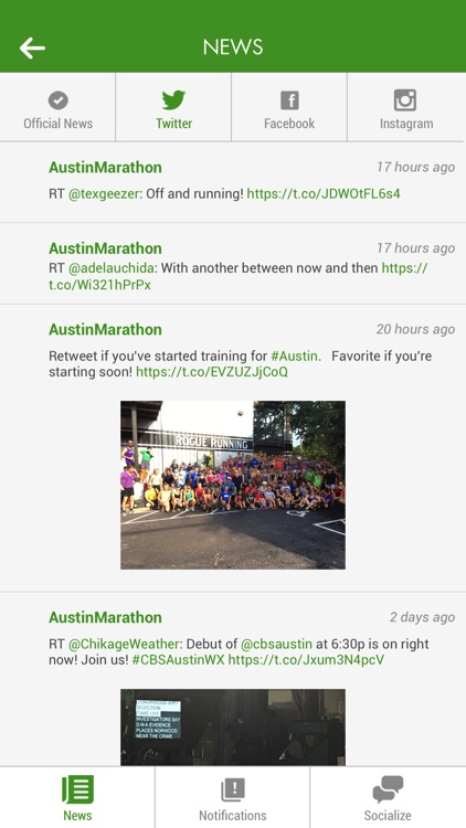Austin Marathon® presented by NXP