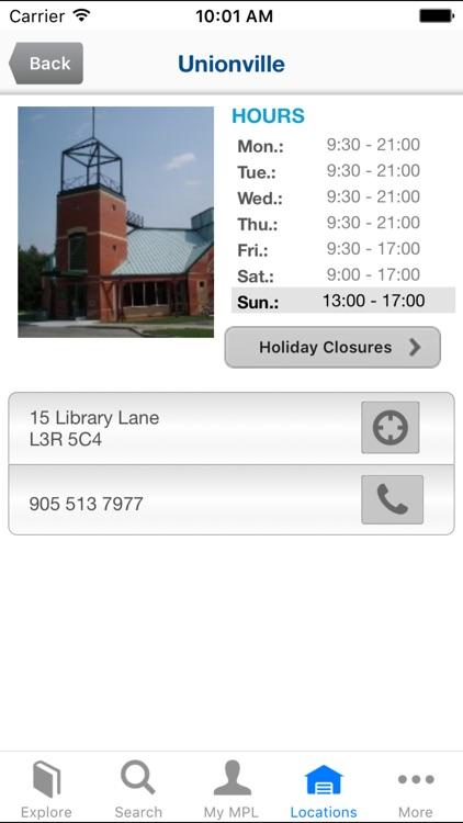 Markham Public Library