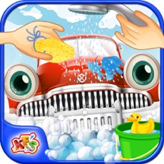 Activities of Car Wash Salon 2 – Cleanup & repair vehicle
