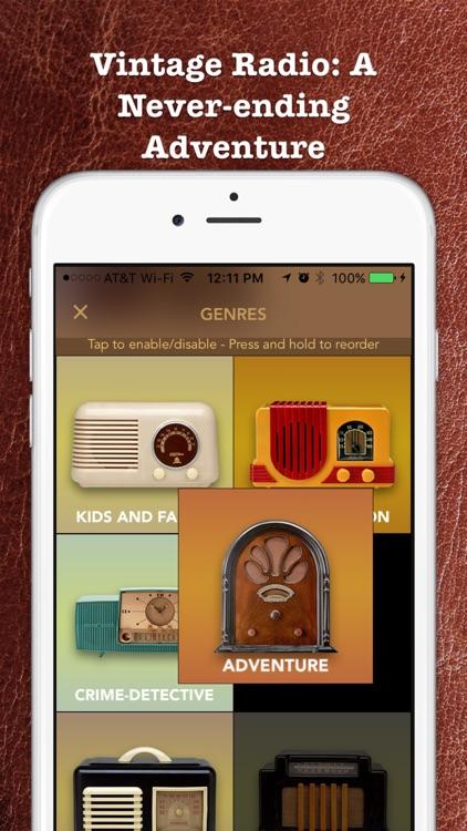 Vintage Radio™ screenshot-4