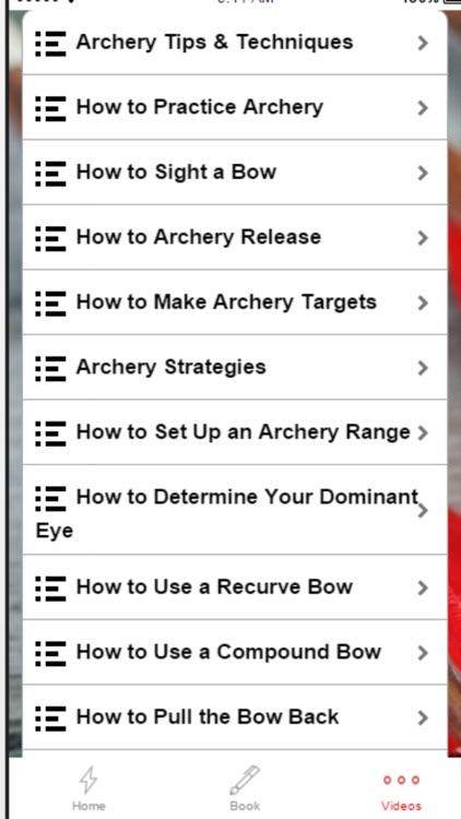 Archery Tutorial - Beginner Archery Lessons