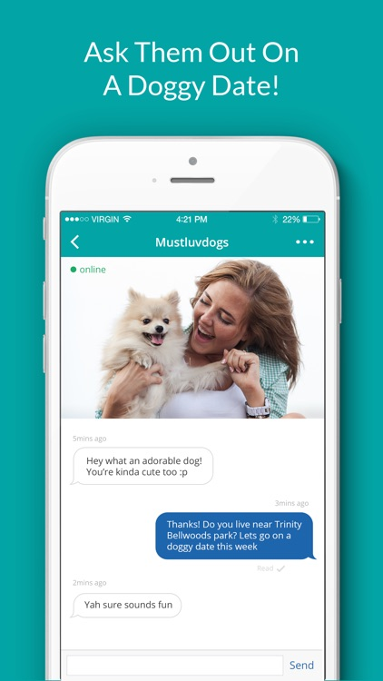 Doggy Dating-App