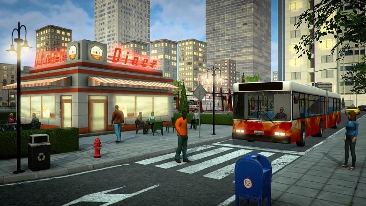 Bus Simulator PRO 2017 screenshot-4