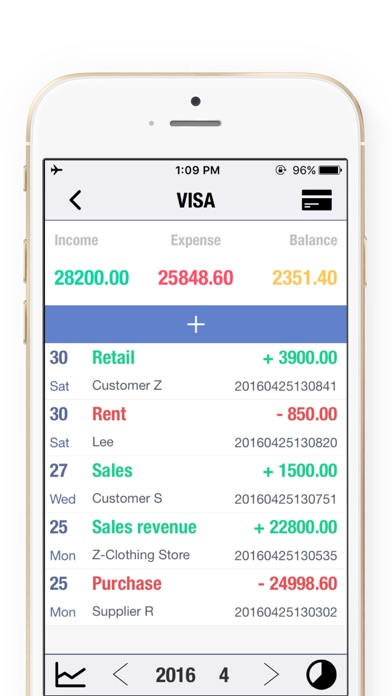 daily sales tracker pro retail invoicing software app france