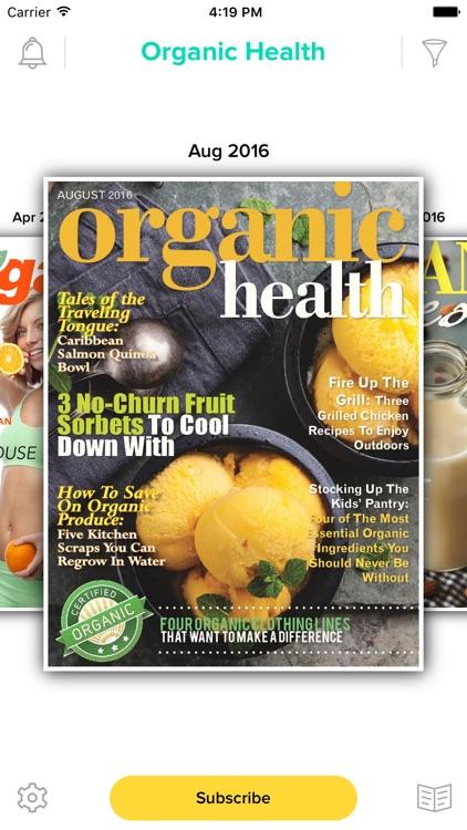 Organic Health Magazine
