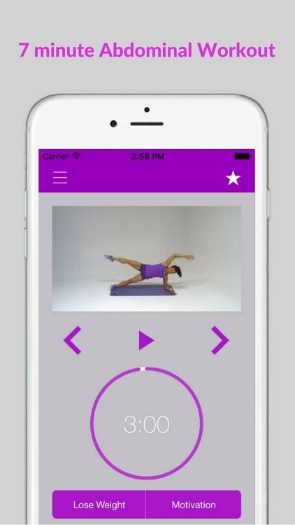 Belly Workout Routine Flat Bikini Tummy Exercises