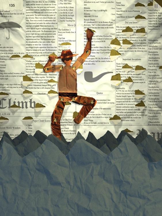 Paper Climb screenshot-4