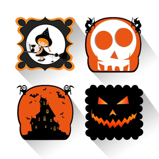 Halloween Wallpapers Maker & Screen Builder