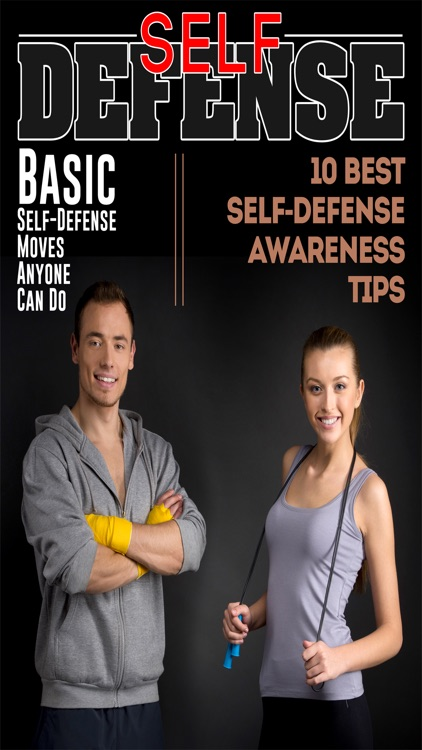Self Defense Tips Magazine
