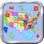 Une carte-Unis États-puzzle