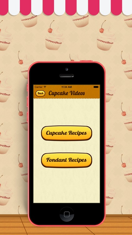 Cupcake Designs Catalog screenshot-4