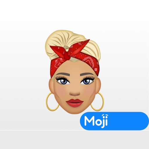 Pia Mia ™ by Moji Stickers