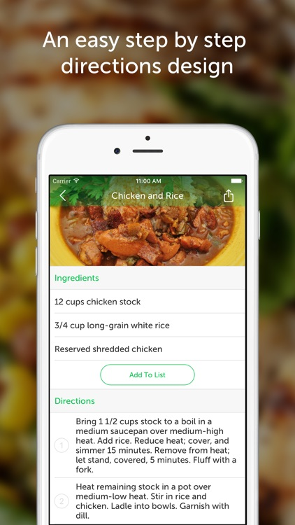 Recipes Cook Book - Your recipes in your device screenshot-4