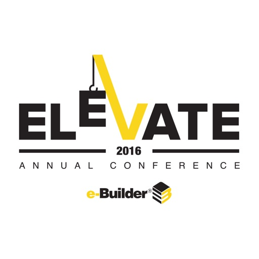 e-Builder Elevate 2016 icon