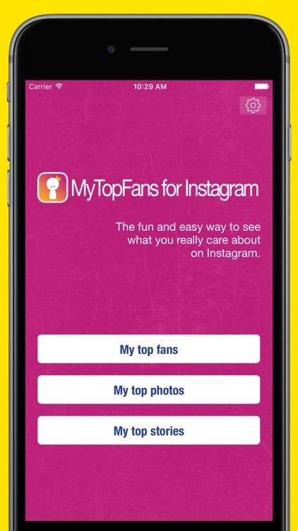 MyTopFans Pro for Instagram - Track followers screenshot-4