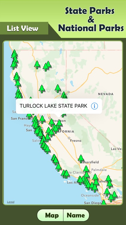 California - State Parks & National Parks Guide screenshot-1