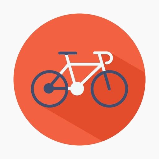 Bike Map Erie