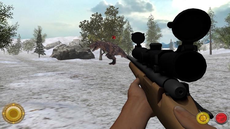 Dinosaur Hunter: Jurassic Simulator 3D screenshot-3