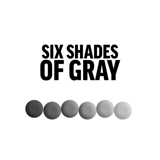 Six Shades of Gray - Train your Brain Game