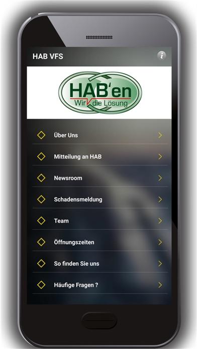 HAB VFSScreenshot von 1