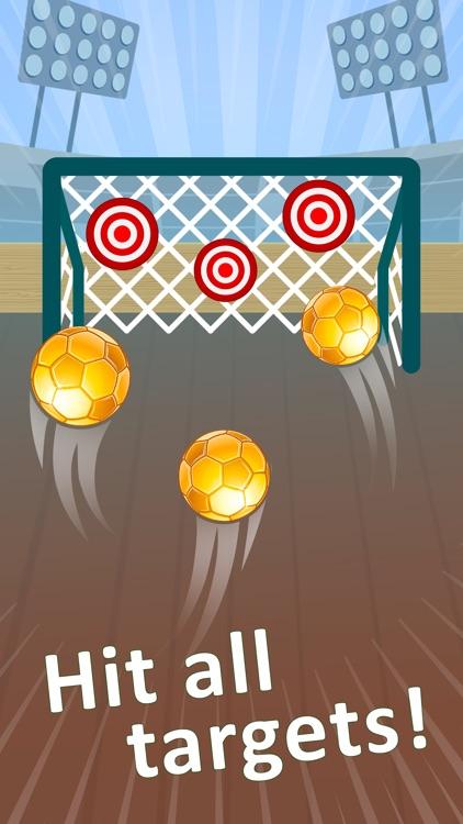 Soccer Ball Bounce Simulator Free screenshot-4