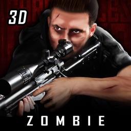 Dead Zombie Apocalypse Sniper Assassin 3D