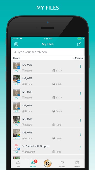 MyMedia - File Manager & Vault-1