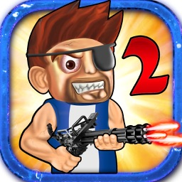 Little Rambo 2 - Top Free Arcade Shooting Game