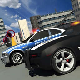 Police 3d Car Driving Simulator games