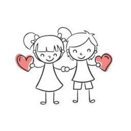 My Love Stickers